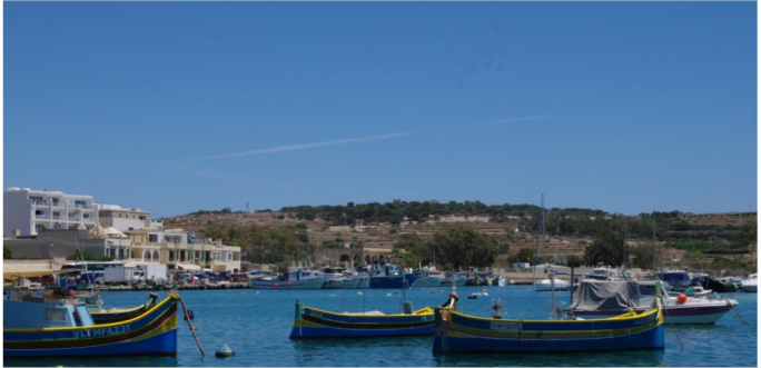 Marsaxlokk has been given a stern climate change warning for 2100