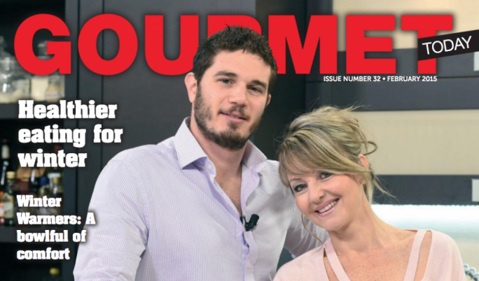[READ] Gourmet Today February edition