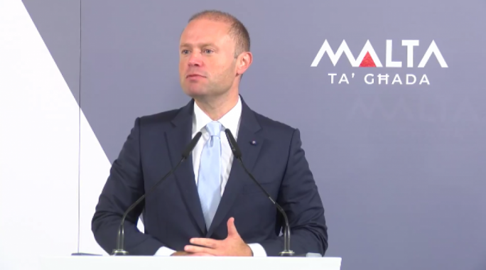 Joseph Muscat: 'we need to emphasize the importance of investment'