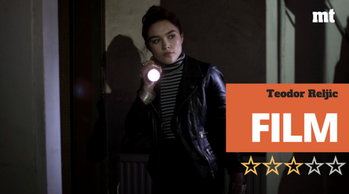 Shine a light: Florence Pugh in the Netflix Original horror film Malevolent (16)
