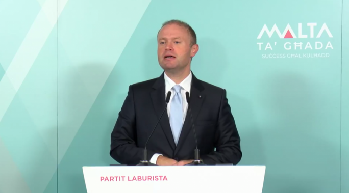 Since 2013 the government has started a process of modernisation - Joseph Muscat
