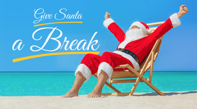 Give Santa a break as you win the biggest lottery jackpots from Malta