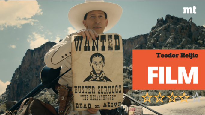Film Review | The Ballad of Buster Scruggs