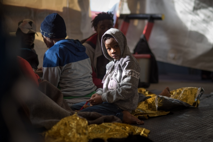 Luxembourg accepts some of 49 migrants stranded at sea
