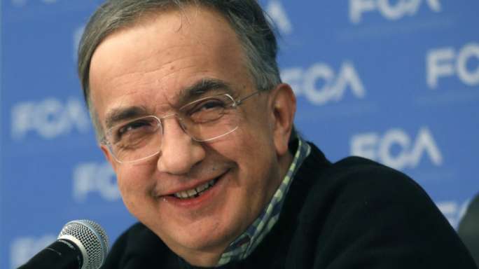 Fiat boss Sergio Marchionne dies four days after stepping down