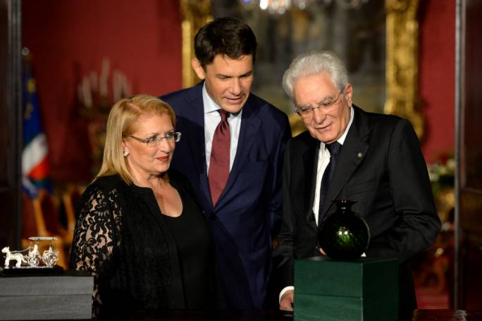 'This problem doesn't affect Italy or Greece alone. It is something that we all have to deal with together' says Italian president Sergio Mattarella. (Photo: James Bianchi/MediaToday)
