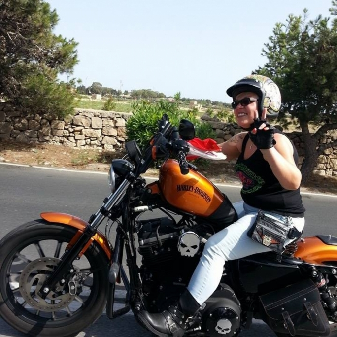 Shirley Galea is a woman that rides. Find out her story in Vida, this Sunday with MaltaToday