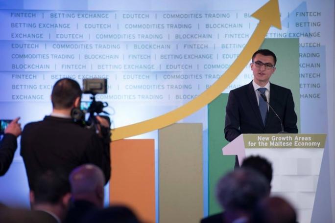Labour MP Silvio Schembri said that Malta can become 'the Silicon Valley of Europe'