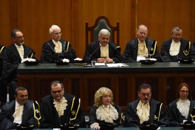 Chief Justice Silvio Camilleri
