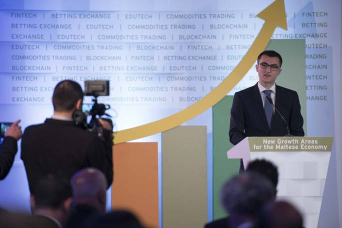 Parliamentary secretary Silvio Schembri has said it is his priority to pioneer Malta into embracing blockchain