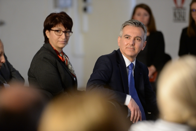 Simon Busuttil has warned that the EU is lacking significantly when it comes to foreign policy. (Photo: James Bianchi/MediaToday)