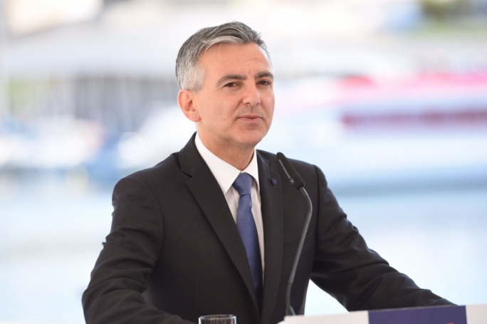 Outgoing opposition leader Simon Busuttil