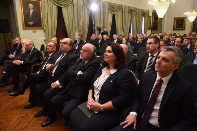 Joseph Muscat was speaking at a seminar, entitled 'What Brexit means for Business' about the future of trade relations between the United Kingdom and the European Union