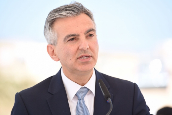 PN leader Simon Busuttil was addressing a press conference in Zonqor. Photo: James Bianchi/MediaToday