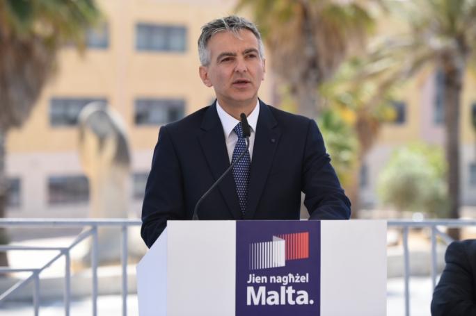 Nationalist Party leader Simon Busuttil (File photo)
