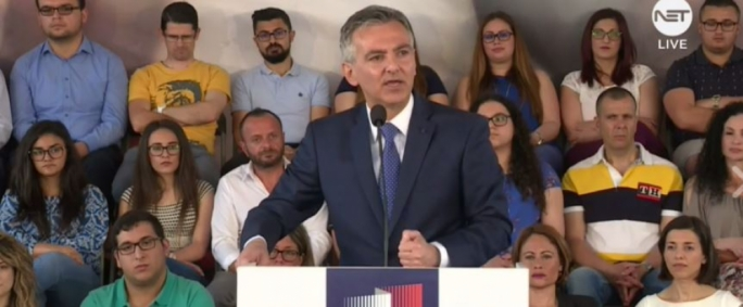 Nationalist Party leader Simon Busuttil said he had voted in favour of hunting in last year's referendum