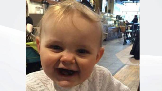 Dad GUILTY of murdering 18-month-old adopted tot