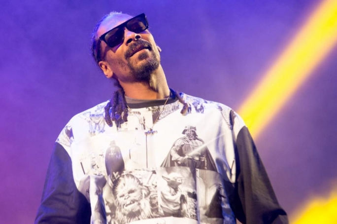 Half the $422,000 carried by Snoop Dogg was seized by Italian police