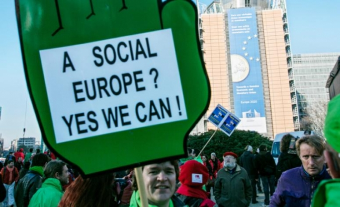 Joseph Muscat calls for a push in favour of promoting equality and social mobility(Photo: Europe Direct)