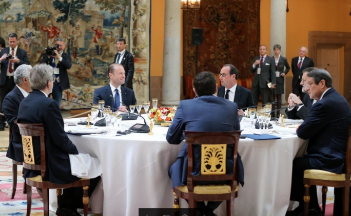 Muscat stressed the need for unity among the 27 member states during Brexit negotiations