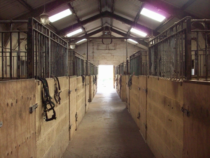 """The Commission found that the """"stables"""" were converted to a restaurant (File photo)"""