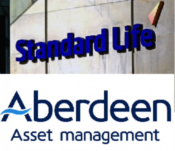 Standard Life will retain two-thirds of the newly-formed company in an all-share deal, and Aberdeen shareholders will receive 0.757 shares for every one share