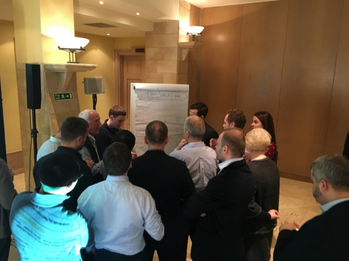 ERG's strategy session in Malta