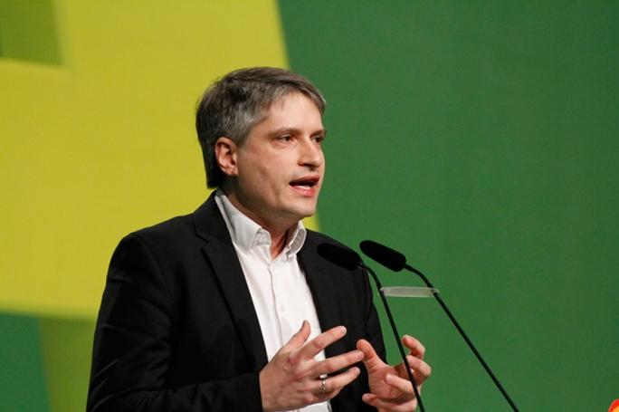 German Green MEP Sven Giegold