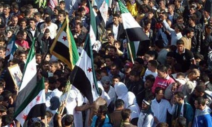 Protests accross Syria against President Bashar al-Assad continued after Friday prayers.
