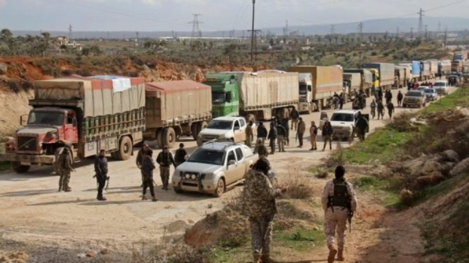Evacuation deal reached for Syrian towns