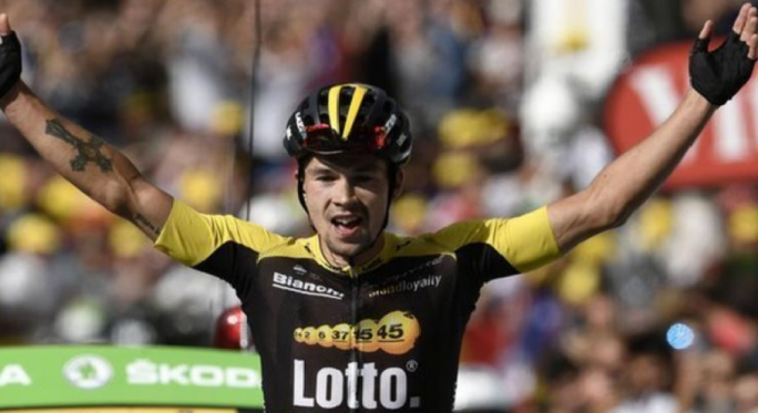Tour de France: Michael Matthews wins stage 16, Froome still in yellow
