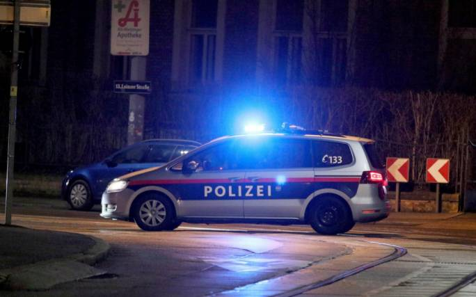 Knifeman killed at Iran ambassador's Vienna home, police say
