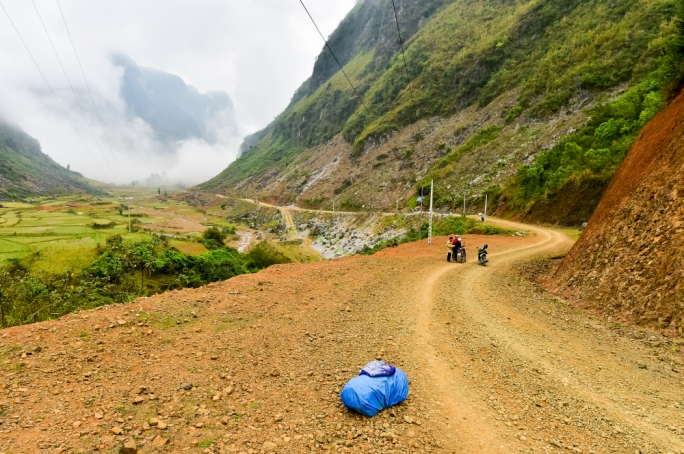 When travelling around the north of Vietnam, locals always recommend visiting Ban Gioc