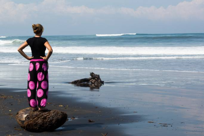 Medewi beach is simply great for sunsets, surf, meditation and a chill out max factor