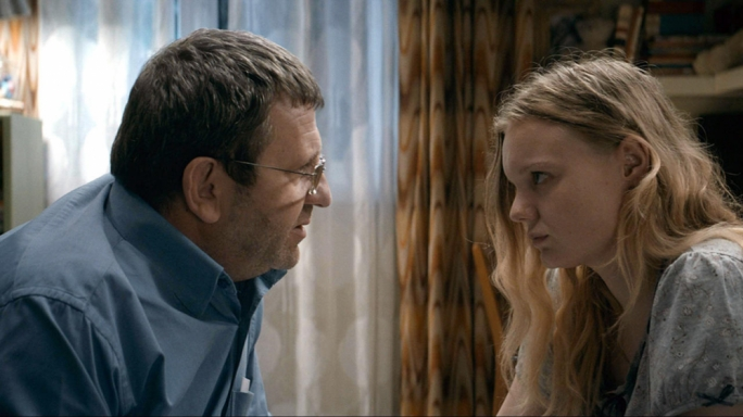 Bad education: Adrian Titieni and Maria Dragus in The Graduation – a subtle but cutting dissection of a society rife with corruption