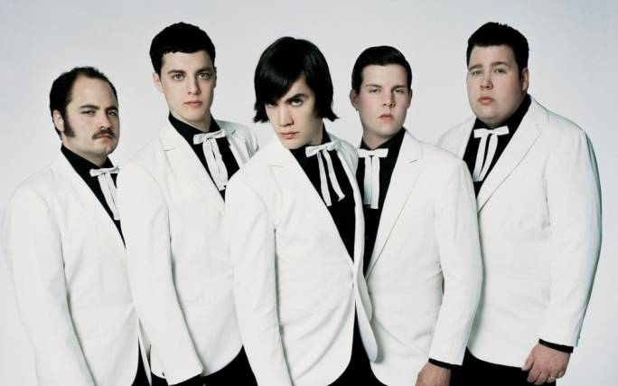 The Hives, at the release of 2000's Veni Vedi Vicious