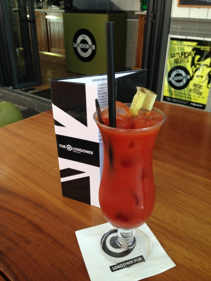 A Londoner's Bloody Mary