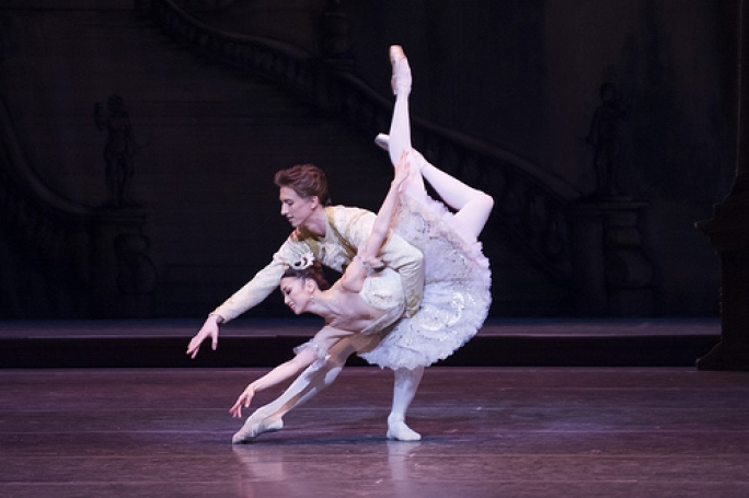 The Royal Ballet's landmark production of Petipa's classic ballet