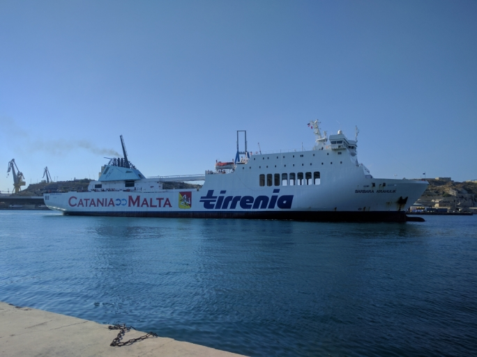 The new service comprises of four departures from both ports, in addition to the existing services