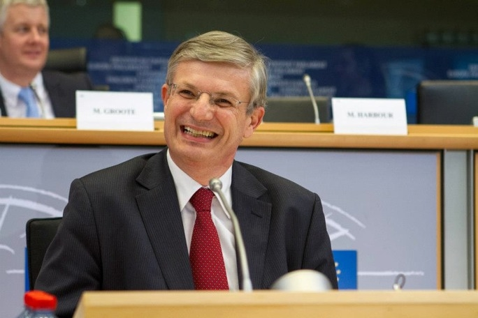 Victory for Tonio Borg as he wins the approval of the European Parliament.