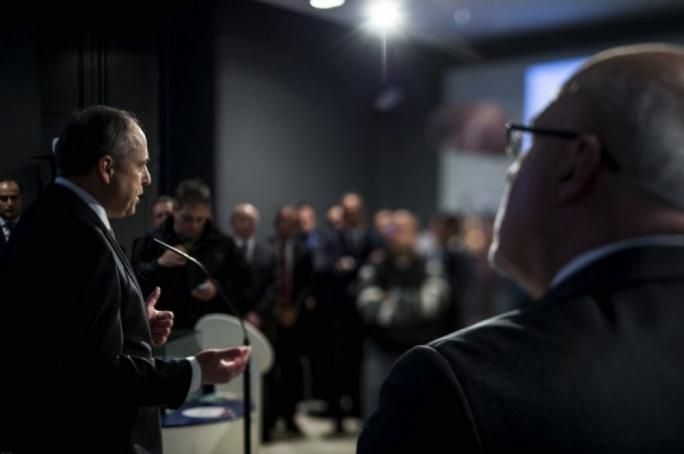 MITA's Executive Chairman Tony Sultana at the launch of 'maltapps'