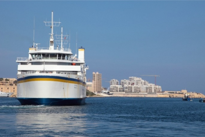 Four tourists witnessed assault on a Gozo Channel captain by a company manager.