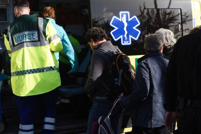 Malta bus with tourists got in an accident: there are victims