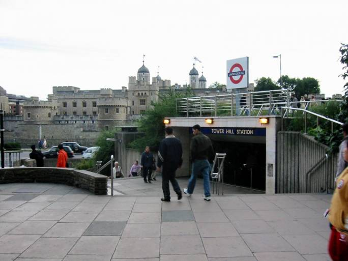 London Tower Hill Station Blast Results In Injuries