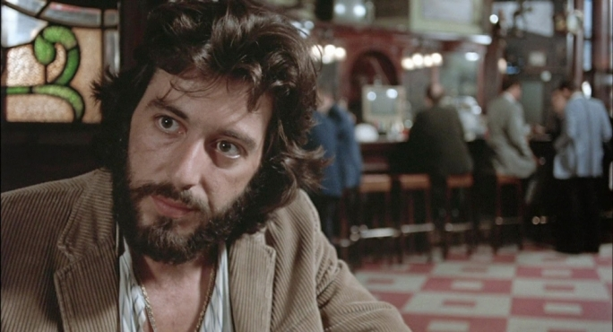 Frank Serpico (played by Al Pacino)
