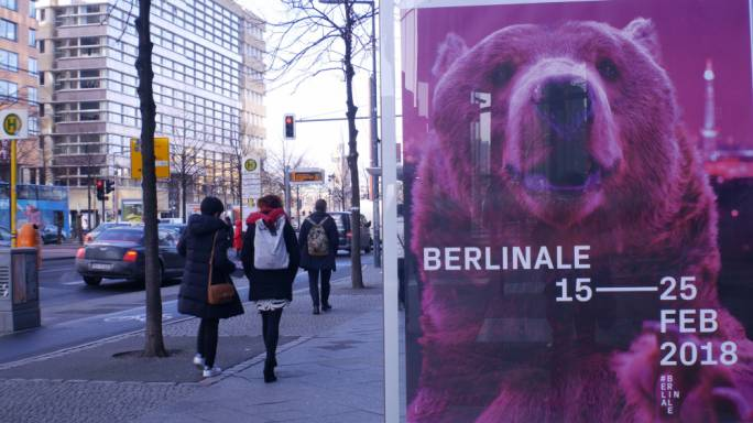 Though centralised in the glittering and ultra-modern Potsdamer Platz, the Berlin International Film Festival takes place in cinemas across the entire German capital