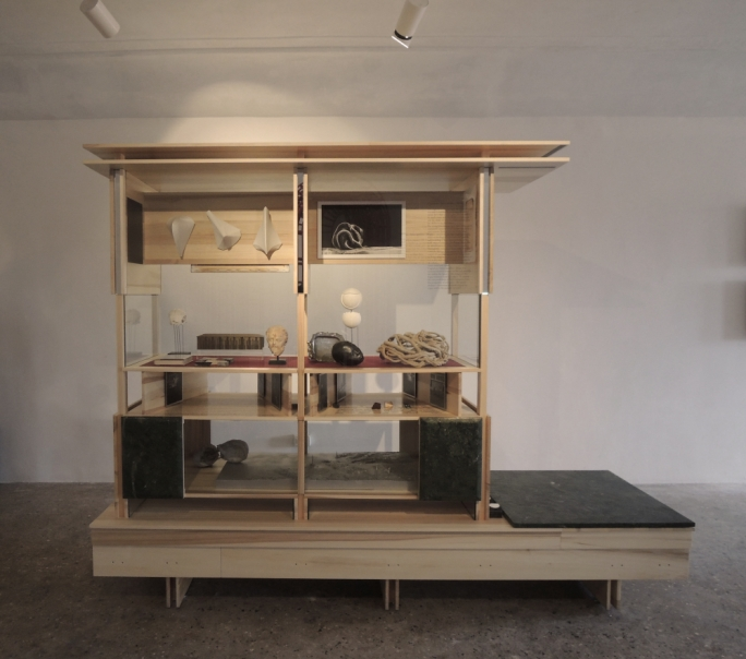 Searching for 'added value': AP's Cabinet of Curiosities at the Venice Biennale