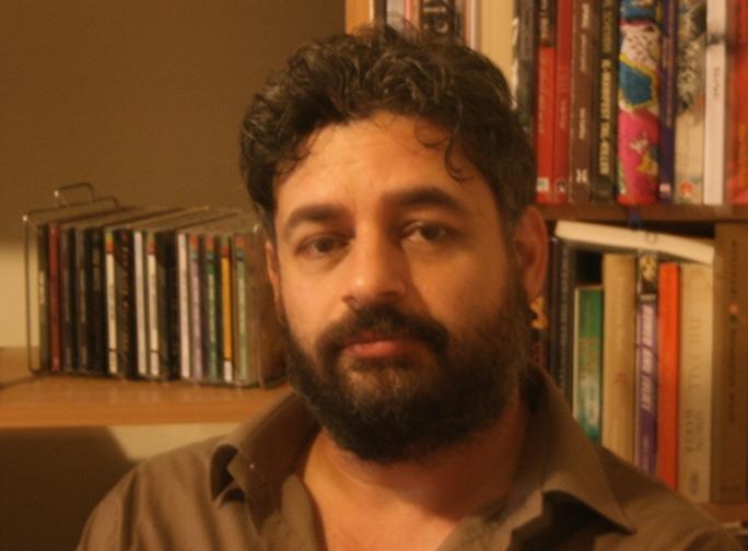 Debut author Noel Tanti