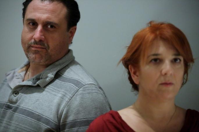 Mikhail Basmadjan and Pia Zammit • Photo by Christine Joan Muscat Azzopardi