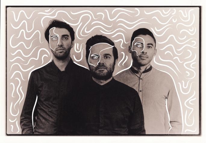 Stalko (left to right): Chris Cini, Tim Ellis and Michael Stivala •Photography by Zvezdan Reljic, illustration by Nadine Noko
